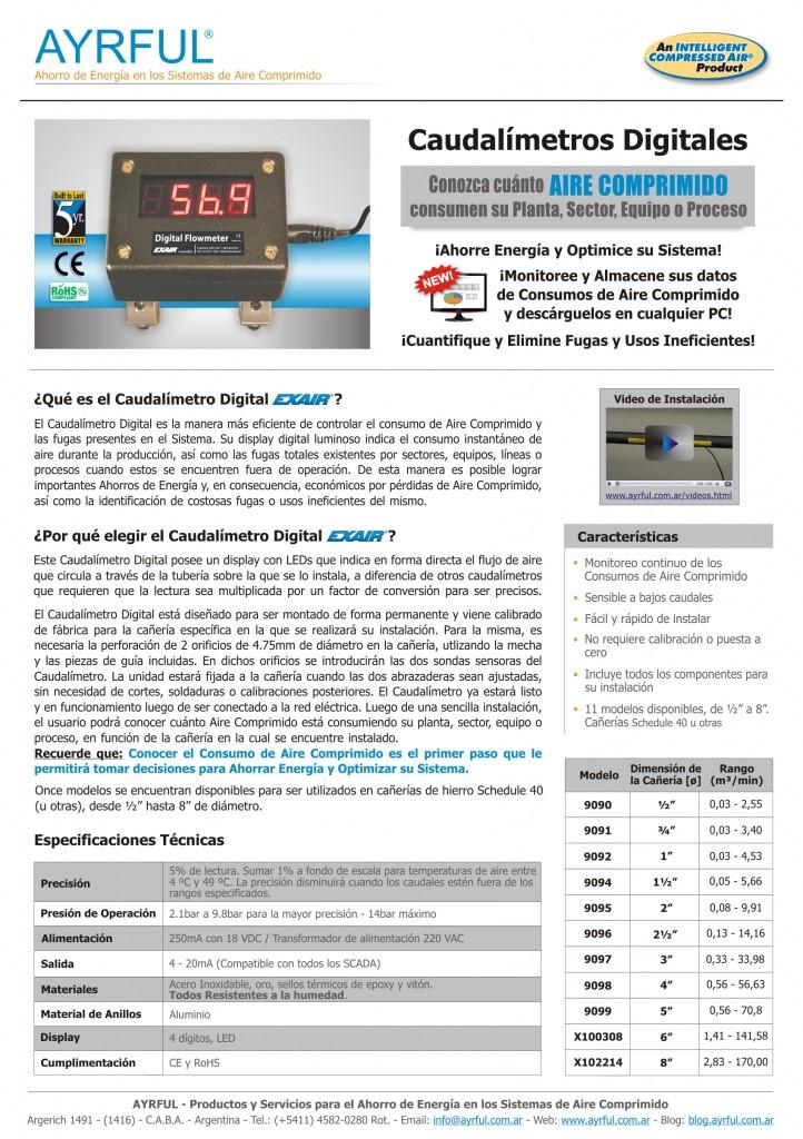 Caudalimetro Digital + Comunicación Blog1