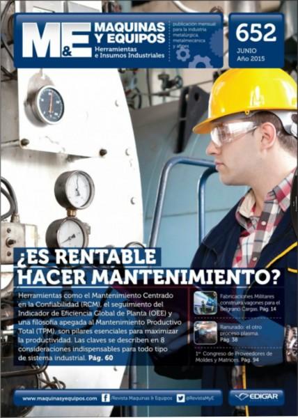 Nota Caudalímetros - Máquinas y Equipos Junio 2015 1