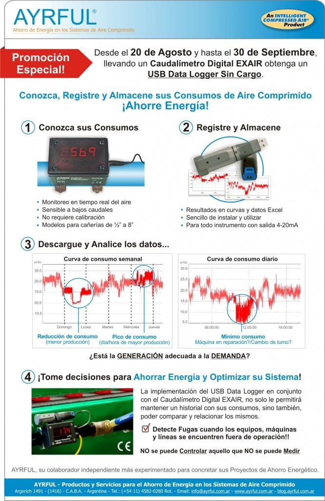 Caudalímetros Digitales Promo Ago-Sep 2015 V5