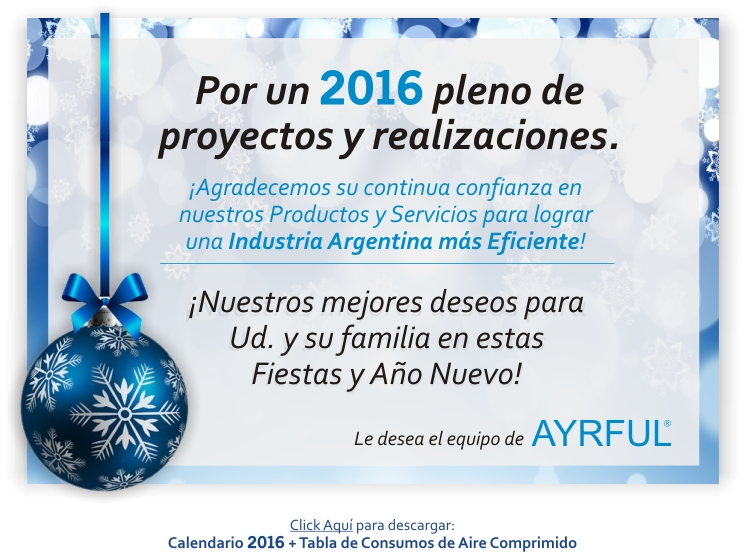 Tarjeta Fin de Año 2015
