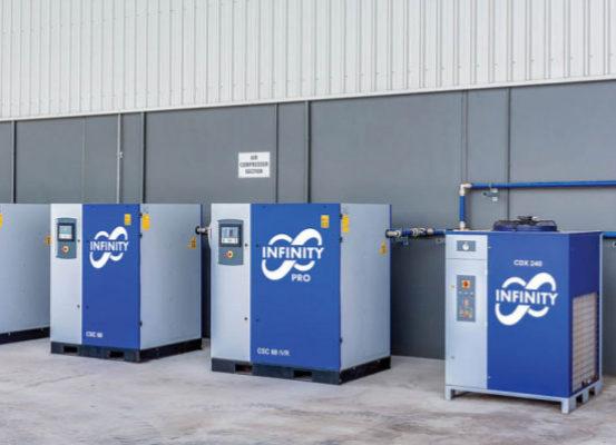 compresores de aire centrifugos
