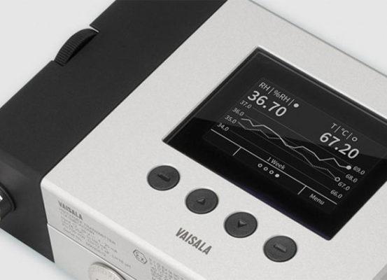 medición industrial vaisala