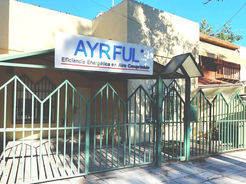 Ayrful Argentina Frente Oficinas